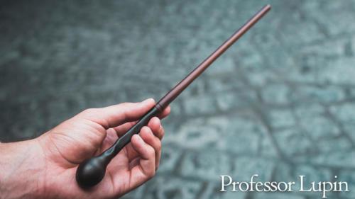 Remus Lupin interactive wand