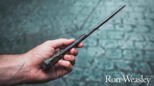 Ron Weasley interactive wand