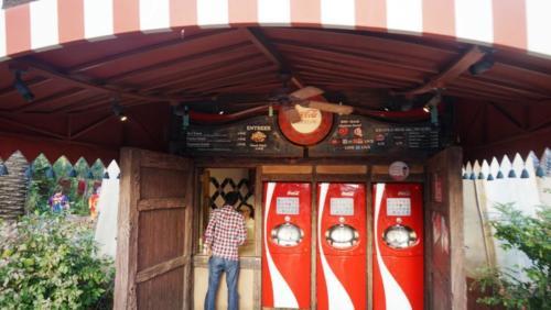 Doc Sugrue's Desert Kebab House Beverages