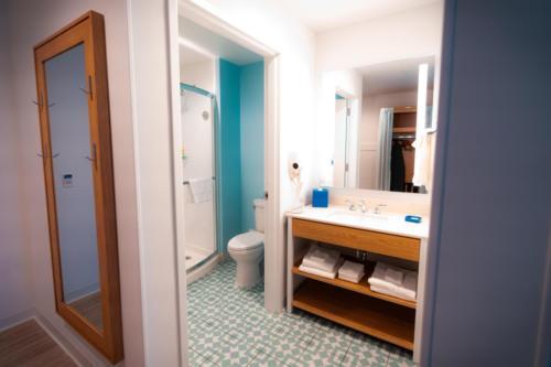 Standard room at Dockside Inn and Suites
