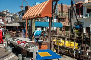 Flying Fish Market at Universal Studios Florida
