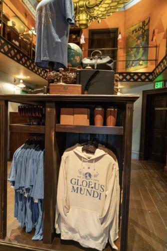 Globus Mundi at Universal Studios Florida