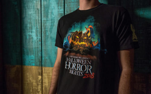 Halloween Horror Nights 2018 merch
