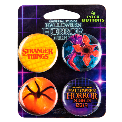 Halloween Horror Nights 2019 merch