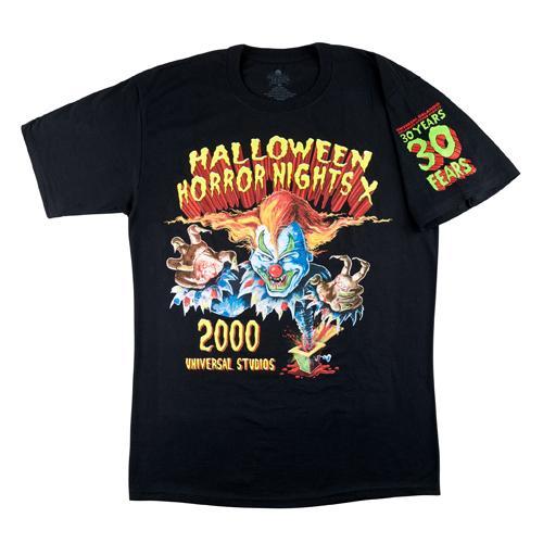 HHN 2020 anniversary merch