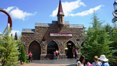 Hogwarts Express at Universal Orlando Resort