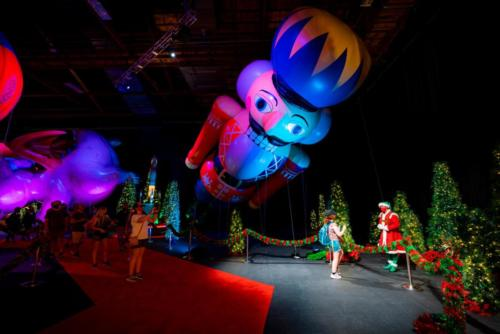 Universal's Holiday Experience Featuring Macy's Balloons