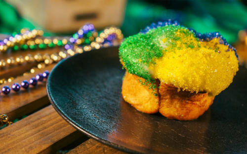 Food at Universal Orlando's Mardi Gras