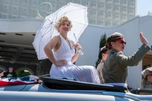 Marilyn Monroe & Bella Diamonds at Universal Studios Florida
