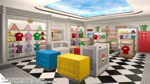 Mario Cafe  Store - store