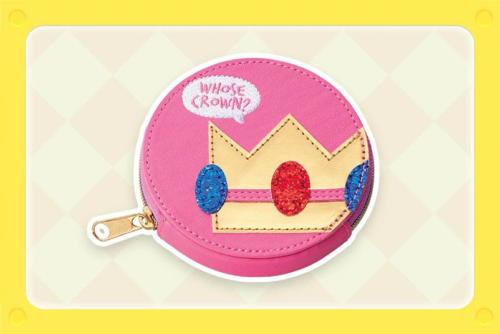 Peach coin purse