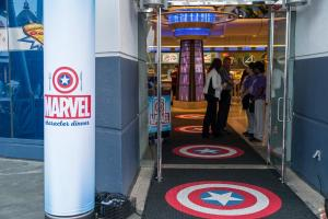 Marvel Character Dinner at Universal's Islands of Adventure