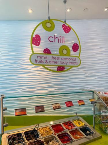 Menchie's Frozen Yogurt at Universal CityWalk 14