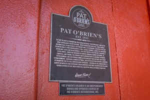 Pat O'Brien's at Universal Orlando CityWalk