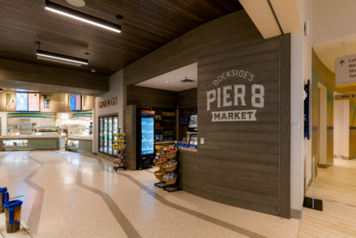 Pier 8 Market