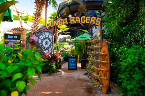 Punga Racers at Universal's Volcano Bay