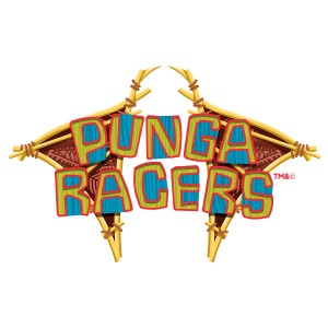 Punga Racers logo at Universal's Volcano Bay
