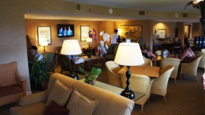 Loews Royal Pacific Resort Concierge Lounge