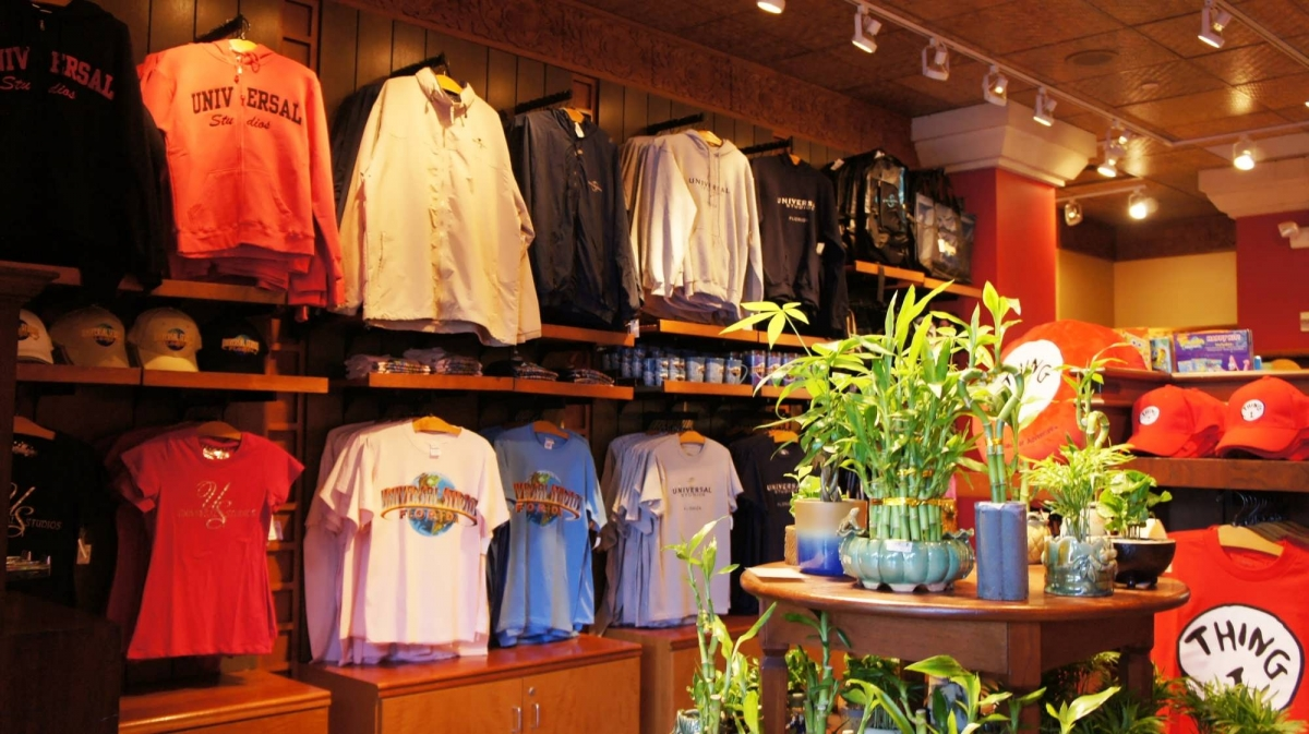 Universal Studios Store at Royal Pacific Resort
