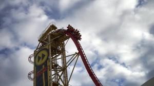 Hollywood Rip Ride Rockit at Universal Studios Florida