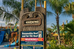 Runamukka and Tot Tiki Reefs at Universal's Volcano Bay