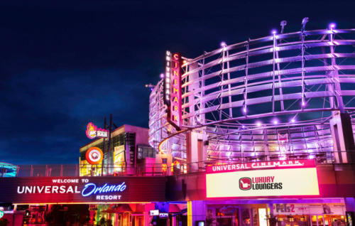 Shows and entertainment at Universal CityWalk