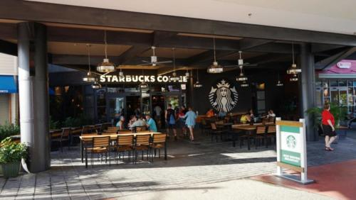 Starbucks at Universal CityWalk Orlando