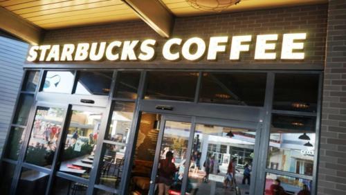 Starbucks at Universal CityWalk Orlando