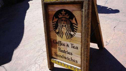 Starbucks Coffee at Islands of Adventure