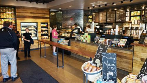 Starbucks Coffee at Islands of Adventure