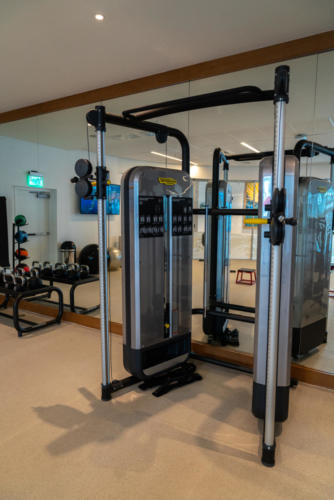 Surfside Inn and Suites's fitness center