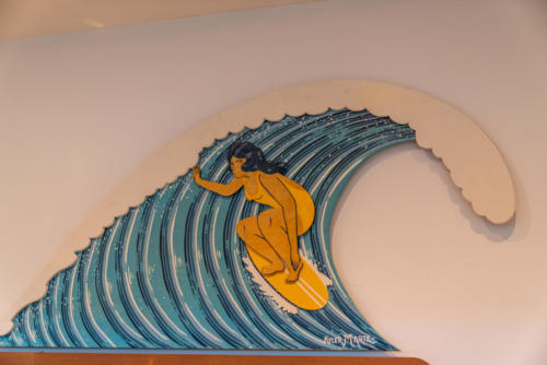 Surfside Inn and Suites's lobby