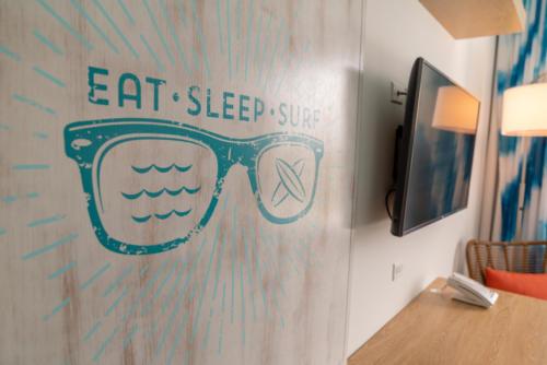 Surfside Inn and Suites's standard room