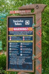 Taniwha Tubes at Universal's Volcano Bay