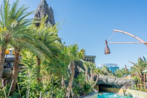 TeAwa the Fearless River at Universal's Volcano Bay