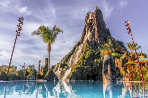 The Reef at Universal's Volcano Bay