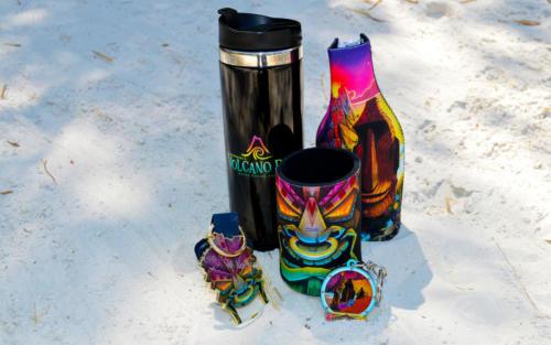 Volcano Bay merchandise