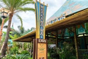 Whakawaiwai Eats at Universal's Volcano Bay