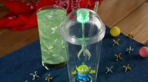 Alien Sipper at Woody's Lunch Box