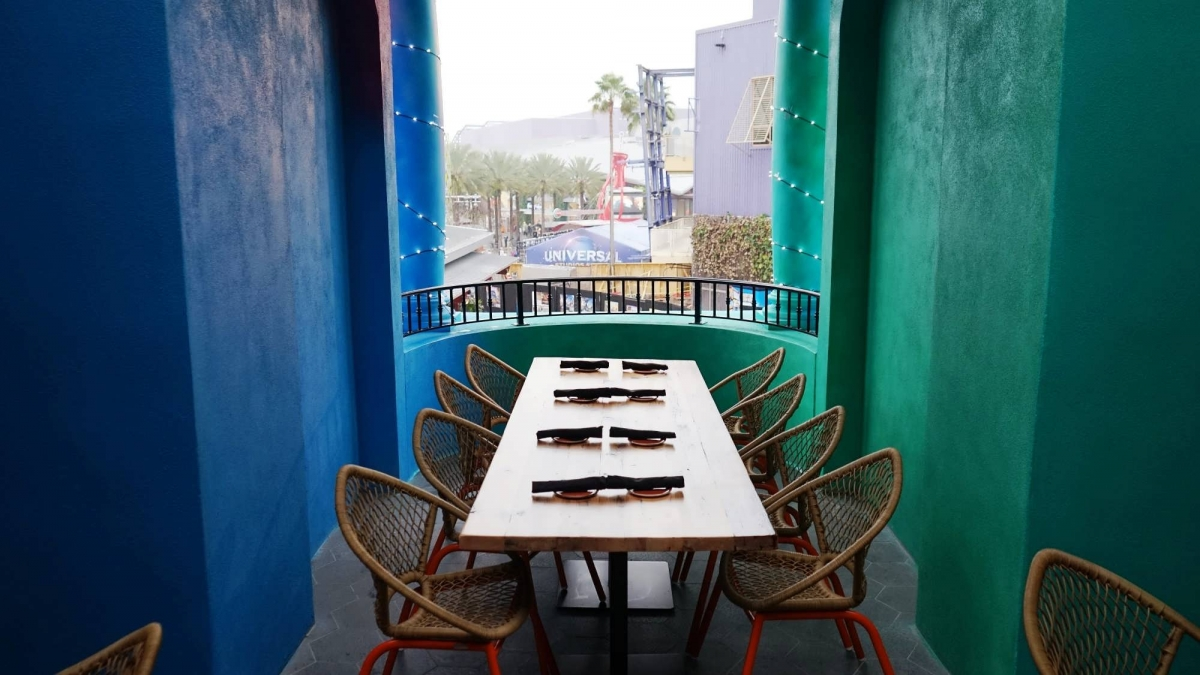 Antojitos Authentic Mexican Food at Universal Orlando CityWalk