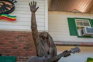 Bob Marley at Universal Orlando CityWalk