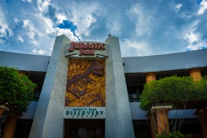 Jurassic Park Discovery Center at Universal's Islands of Adventure