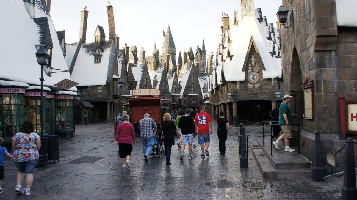 Hotels Near Harry Potter World Orlando