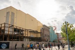 Race Through New York Starring Jimmy Fallon construction - April 30, 2016