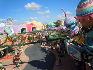 Grinchmas history at Universal's Islands of Adventure