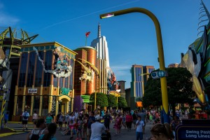 Marvel Superhero Island at Universal's Islands of Adventure