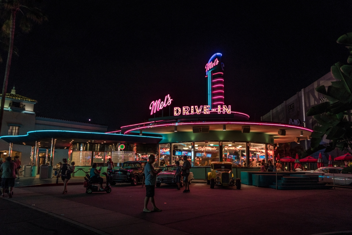 Mel's Drive-In Restaurant at Universal Studios Florida