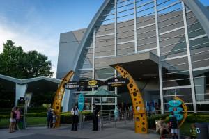 Men in Black Alien Attack at Universal Studios Florida