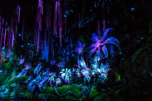 Na'vi River Journey in Pandora: The World of Avatar at Disney World's Animal Kingdom