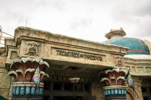 Poseidon's Fury at Universal's Islands of Adventure
